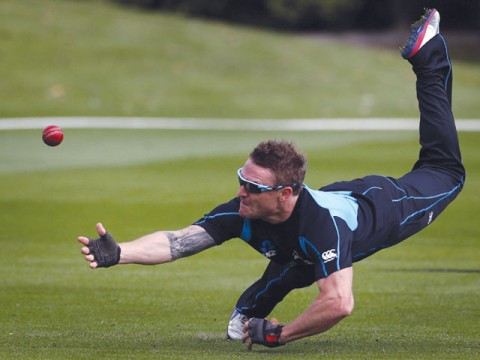 England are Test 'giants', says Brendon McCullum