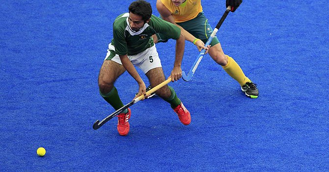 Pakistan hockey stars withdrawn from India League