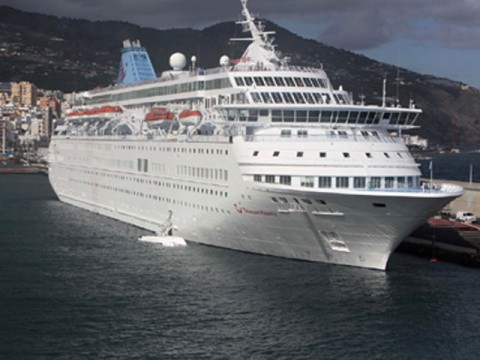 Five dead on Canaries cruise ship
