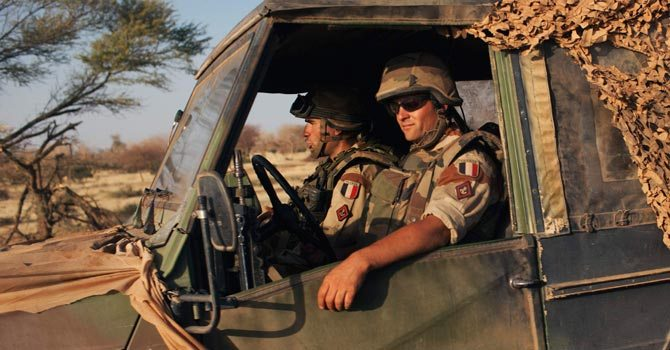 French soldier killed in Mali clash with militants