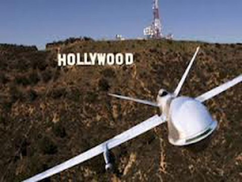 From Hollywood to Kansas, drones are flying under the radar