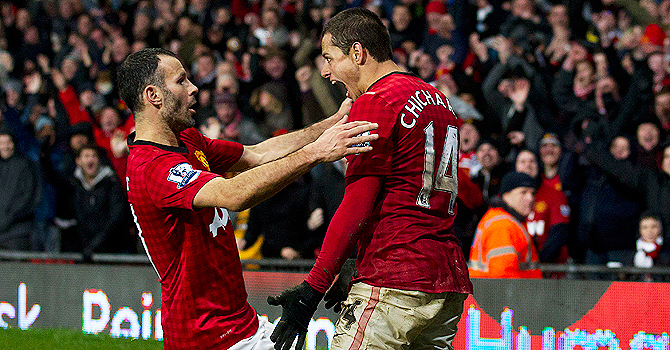 United summon stamina as title race enters 2013