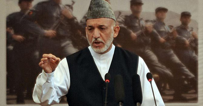 Pakistan sees Afghanistan's Karzai as obstacle to peace with Taliban