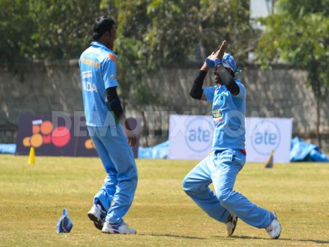 India win inaugural T20 World Cup for blinds