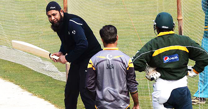 PCB ignores Inzamam for South Africa tour