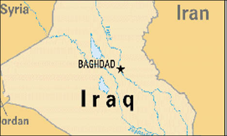 Wave of car bombs kills 20 in south Iraq: officials