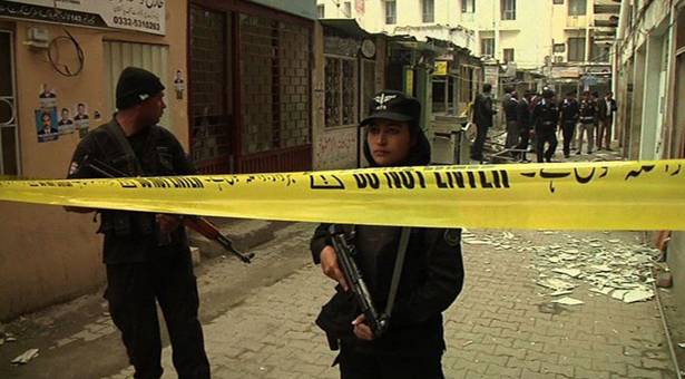 Judge among 11 killed in Islamabad court attack