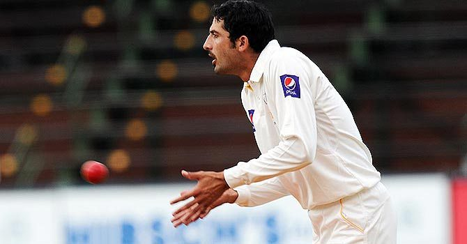 Junaid Khan ruled out of Cape Town Test due to injury