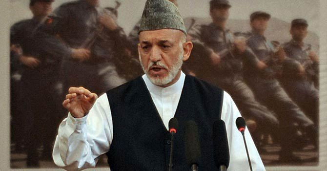 Karzai orders US forces out of Afghan province