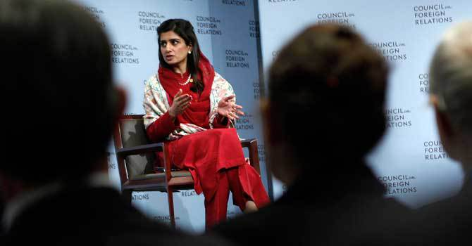 Khar calls for talks with India on Kashmir clashes