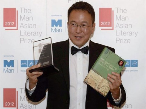 Malaysian author wins Asia's top prize