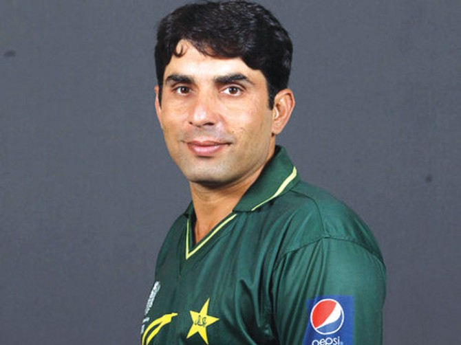 Misbah admits Pakistan game in 'alarming' state