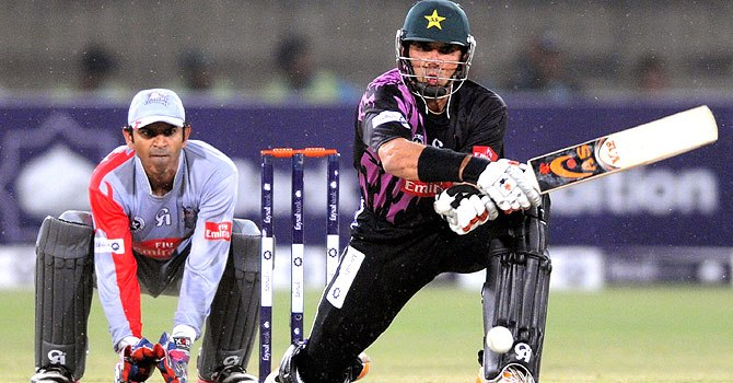 Misbah not interested in making T20 comeback