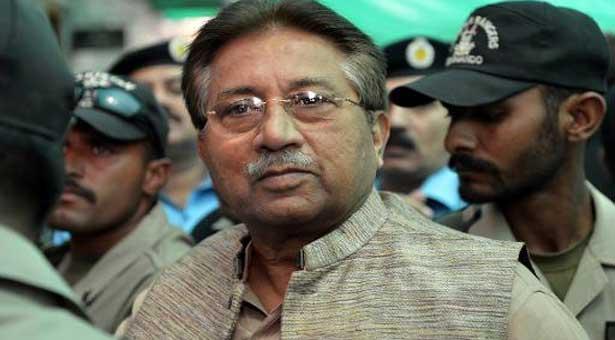 Govt rejects Musharraf's petition to remove name from ECL