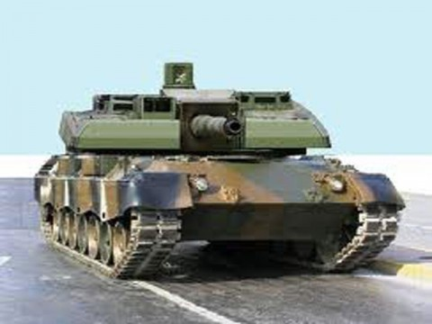 Nato queries Afghan tanks demand