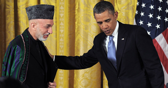 US close to meeting objective of Afghan war, says Obama