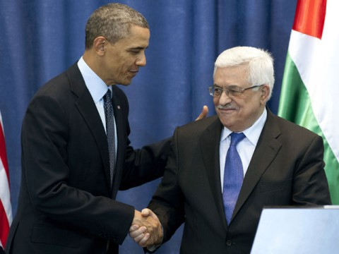 Obama vows Palestinian state support