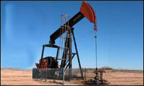 Oil prices rise on Ukraine fears
