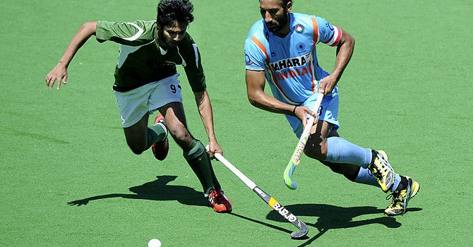 'Nothing better when Pakistan and India perform'