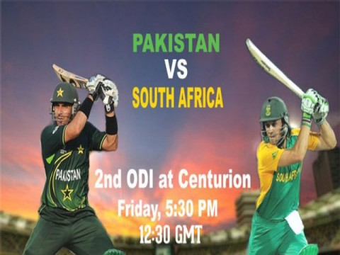 Pakistan look to end losing skid in 2nd ODI