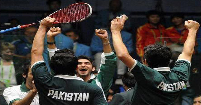 Pakistan trounce India in Asian Junior Squash Championship