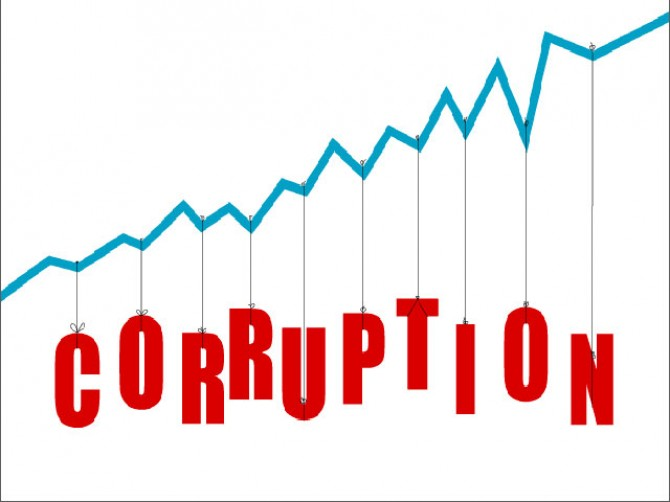 Past rulers committed $10b corruption