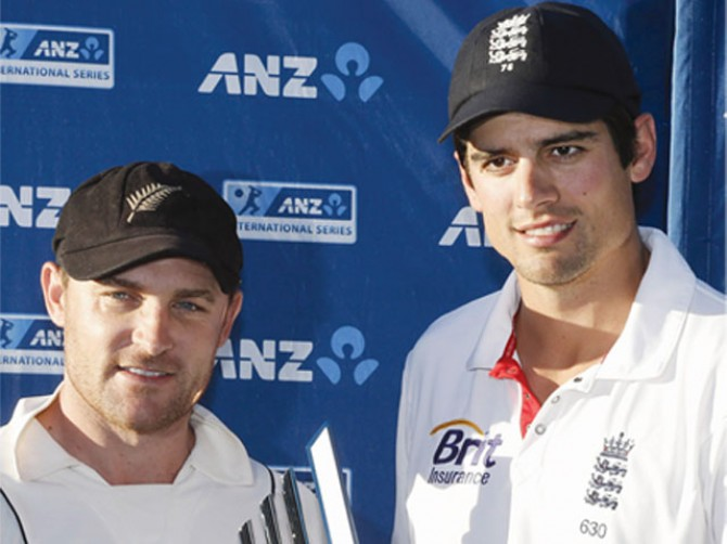Prior ton salvages thrilling draw in NZ