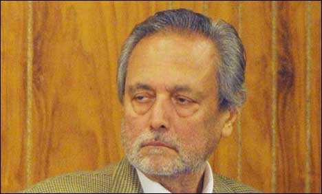 Justice (r) Wajihuddin PTI candidate for presidential election