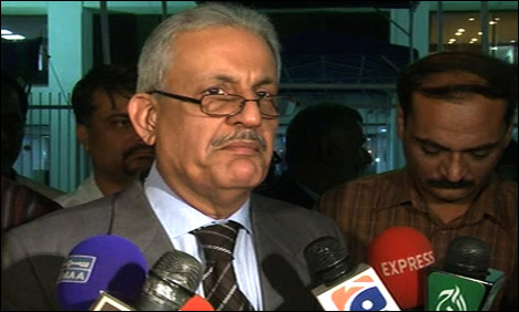 Interior minister's ultimatum to Sindh Govt violation of constitution, inappropriate, says Rabbani