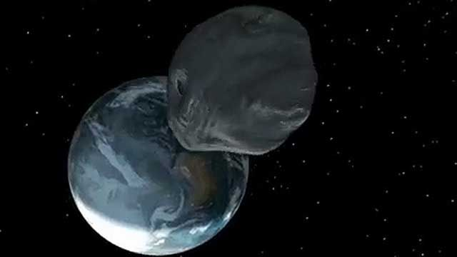 Earth safe from asteroid flyby next week