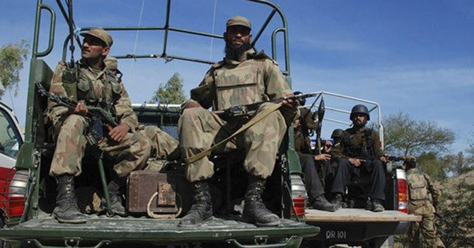 Three security forces killed in separate militant attacks in North Waziristan