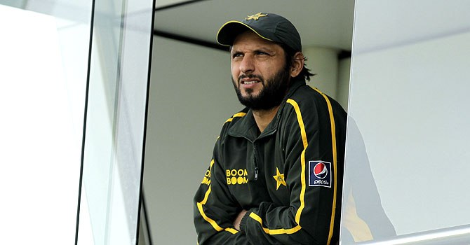 Struggling Afridi attends psychotherapy session