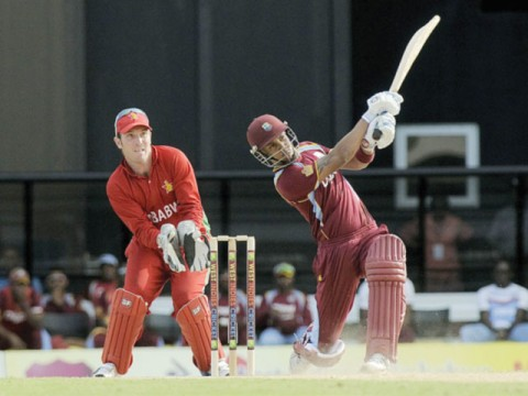 Simmons leads Windies to eight-wicket triumph