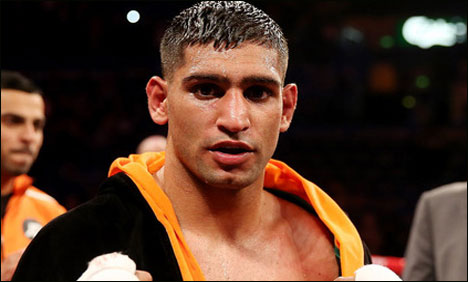 More needed from Amir Khan, trainer believes