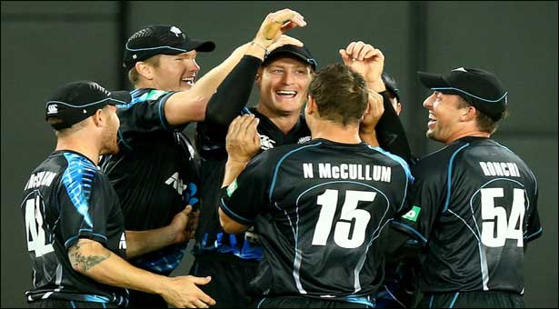 New Zealand beat West Indies by 81 runs in 1st T20