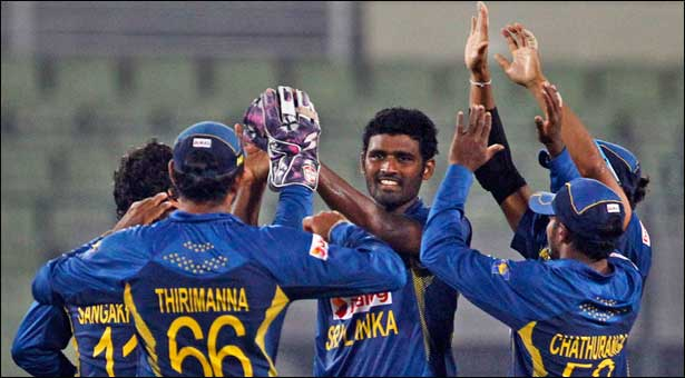 Sri Lanka cruise to final, defeating Afghanistan in Asia Cup