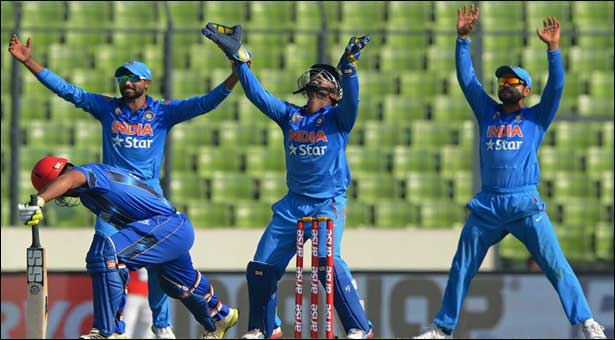 Asia Cup: India bowl out Afghanistan for 159