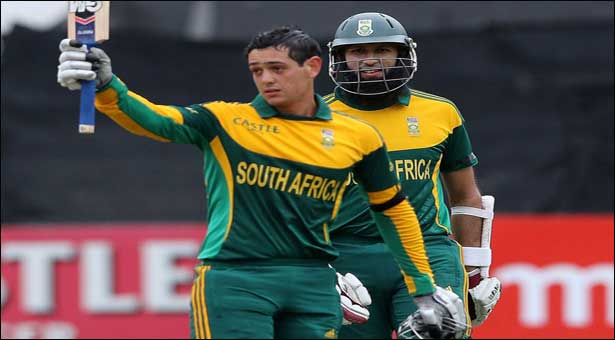 South Africa outplay India in 2nd ODI, too