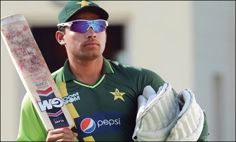 Umar Akmal ruled out of Zimbabwe tour