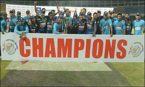 Sri Lanka thrash South Africa to take series 4-1