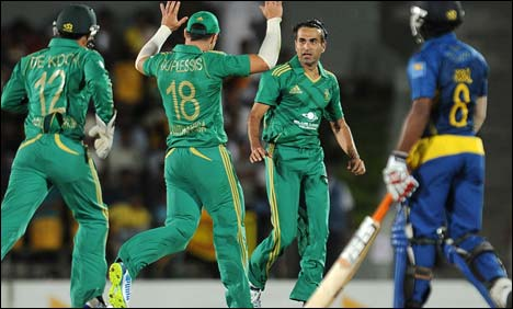 Dominant South Africa seal T20 series