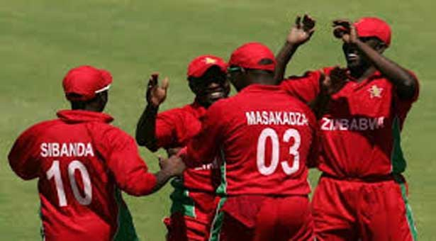 Zimbabwe cricketers on strike again