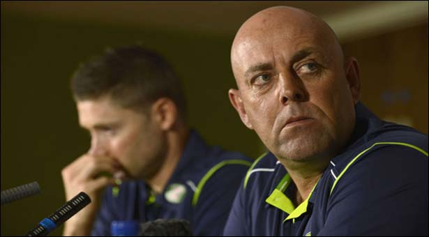 Lehmann fined over Broad remarks