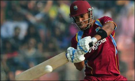 Simmons called up to replace Bravo for West Indies