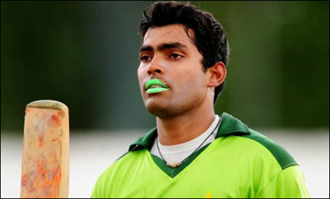 Controversial Umer Akmal in the limelight for wrong reasons again