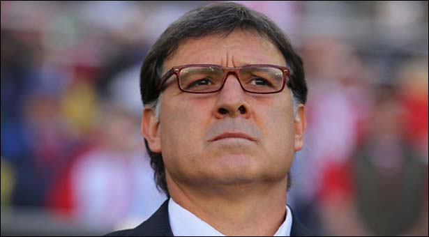 Barca to hire Martino after Vilanova stepped down