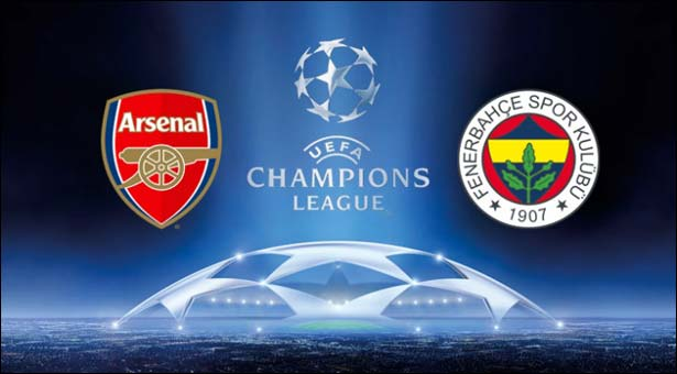 Arsenal to face Fenerbahce in CL play-off
