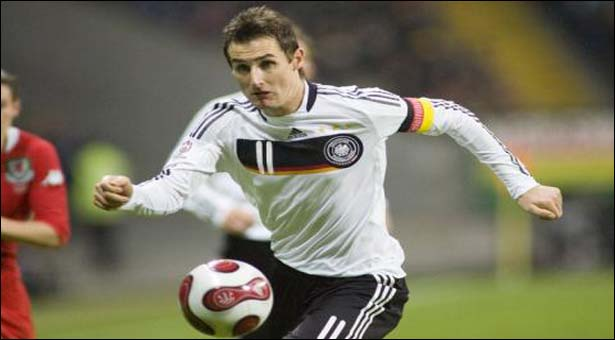 German striker Klose could retire after WC
