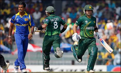 Afridi out as Pakistan bat first in fifth ODI