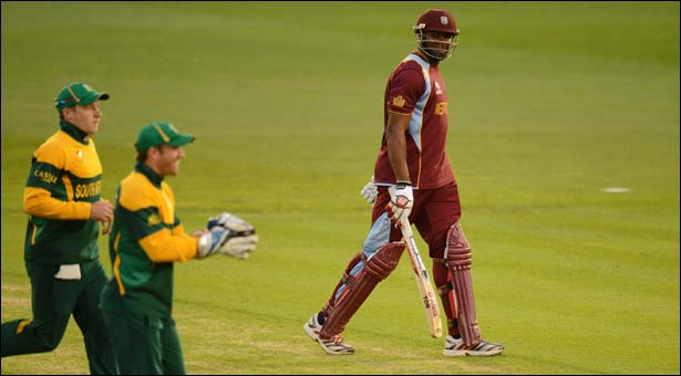 South Africa into semis after Windies tie